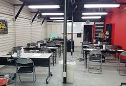 スクール講習室