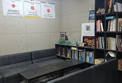 私の作業部屋